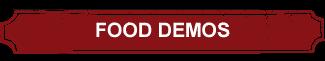 food-demos