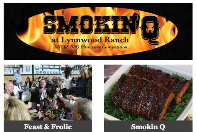 Lynnwood Ranch Feast & Frolic In Two Weeks