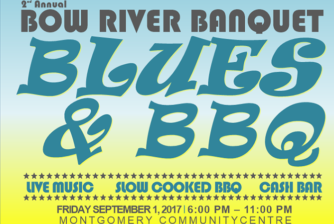 BBQ On The Bow Presents The 2nd Annual Bow River Banquet
