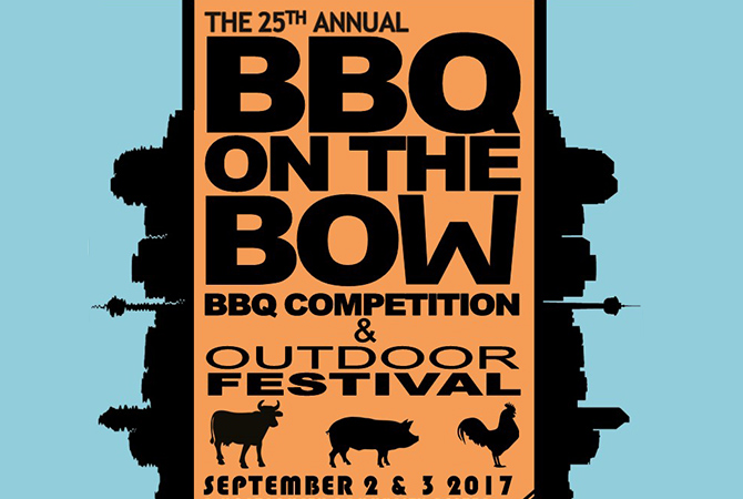 BBQ On The Bow Music Lineup And Schedule Announced!